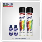 Tinta Spray e Corantes